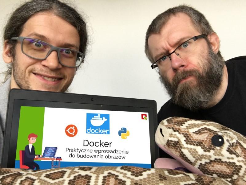 Mini kurs Docker - Praktyczne wprowadzenie do budowania obrazów