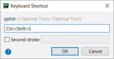 IDE PyCharm i dodanie skrótu klawiszowego