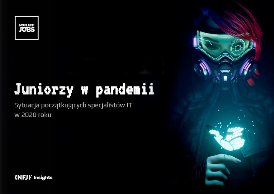[Raport] Juniorzy w pandemii. Sytuacja początkujących specjalistów IT w 2020 roku
