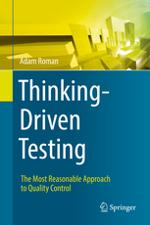 Okładka książki Thinking-Driven Testing